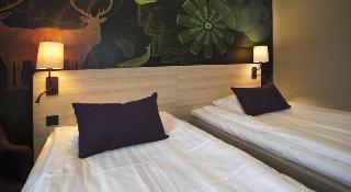Scandic Helsingborg North Hotel Room