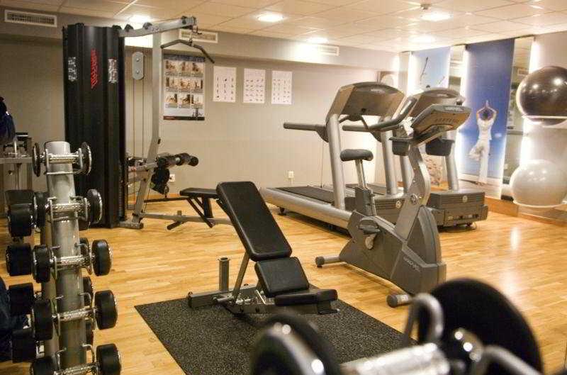Scandic Sundsvallcity:  Leisure & Sport