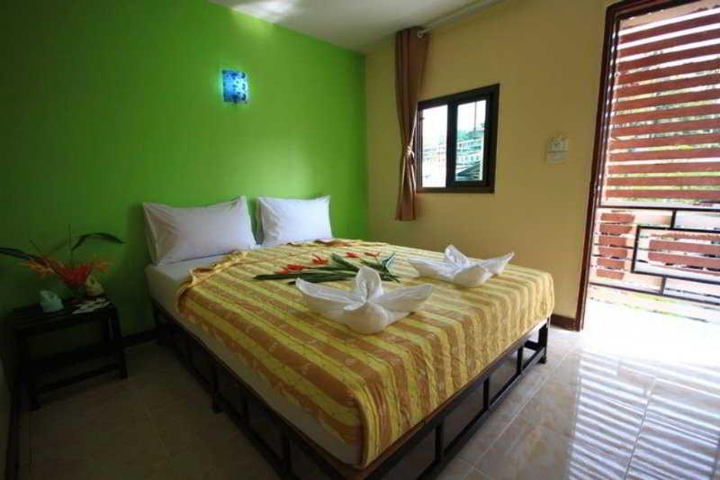 Dormir en Hotel Pong Pan House en Ko Phi Phi Don