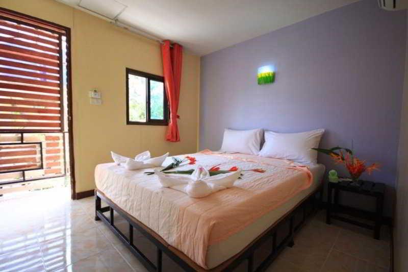 Hotel Pong Pan House, Ko Phi Phi Don