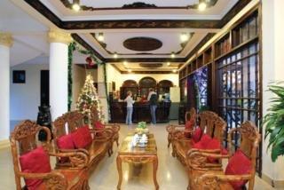 Phu Thinh Ii Hotel:  Lobby