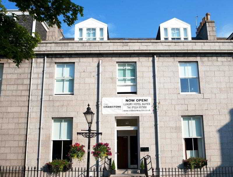 Hotel Craibstone Suites, Aberdeen