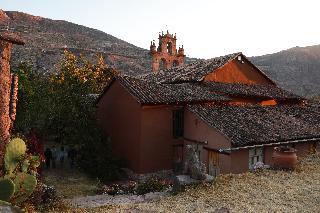 San Agustin Recoleta in Sacred Valley, Peru