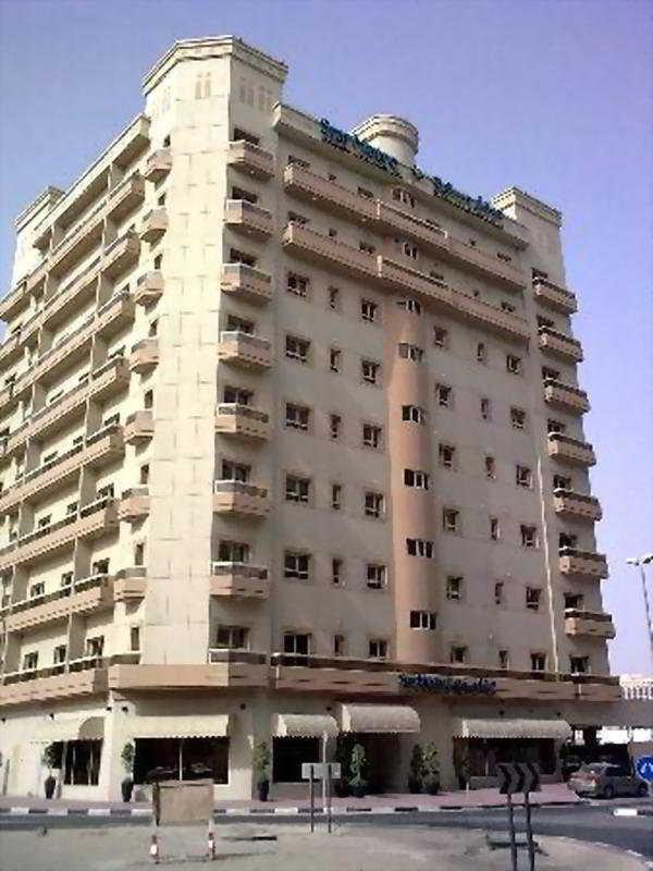 Star Metro Al Barsha Hotel Apartments
