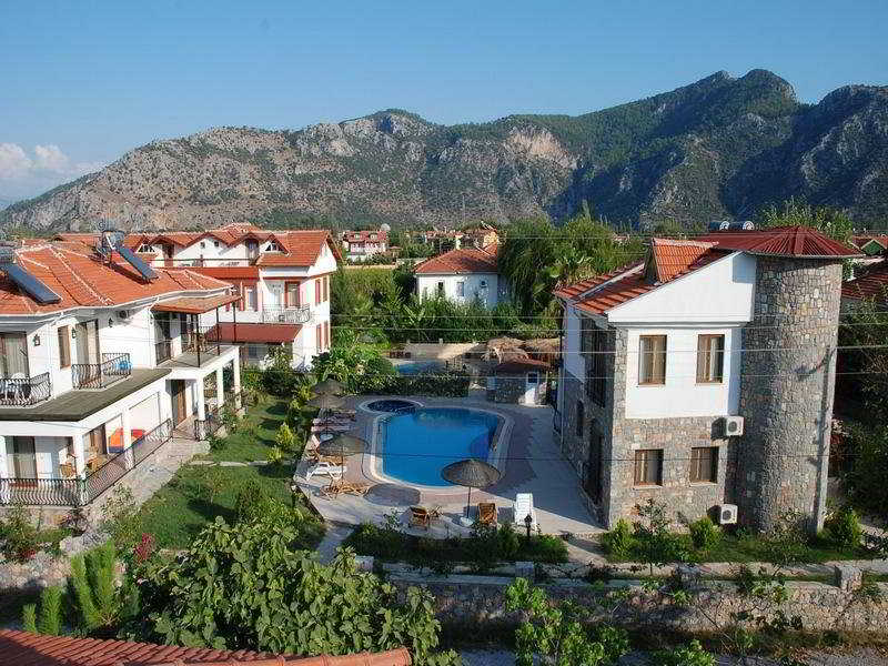 Iztuzu Apart & Villas in Marmaris, Turkey