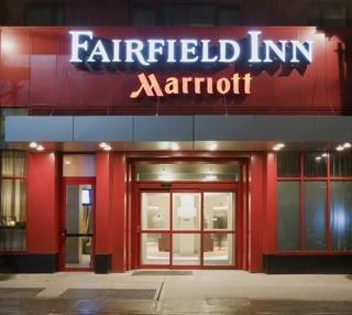 Fairfield Inn By Marriott Manhattan Times Square