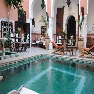 Riad Barroko in Marrakech, Morocco