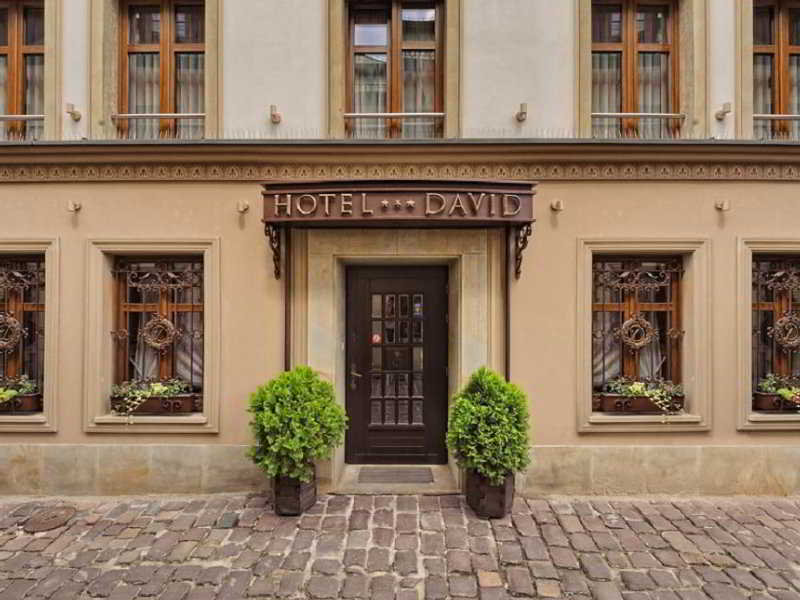 David Boutique Hotel in Krakow, Poland
