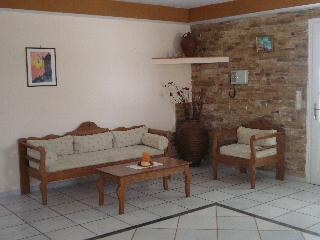 Agios Prokopios:  Lobby