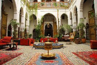 Dar el Ghalia in Fes, Morocco