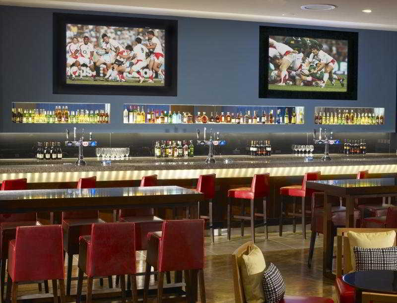 Marriott Twickenham:  Bar