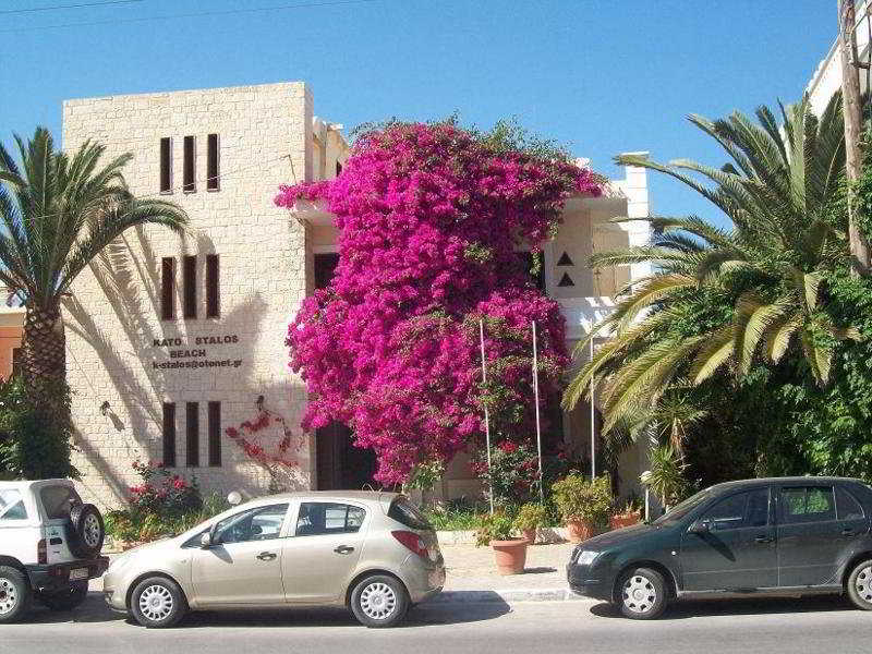 Hotel Kato Stalos Beach, Crete