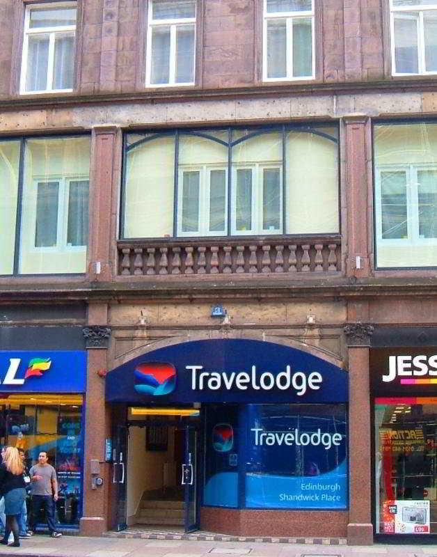 Travelodge Edinburgh Shandwick Place Edinburgh, United Kingdom Hotels & Resorts