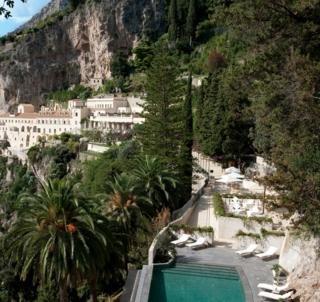 Nh collection grand hotel convento di amalfi neapolitan for Convento di amalfi