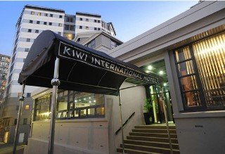 Kiwi International in Auckland, New Zealand