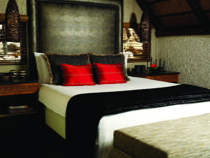 Accommodation - Tshukudu Bush Lodge - Guest room - RUSTENBERG