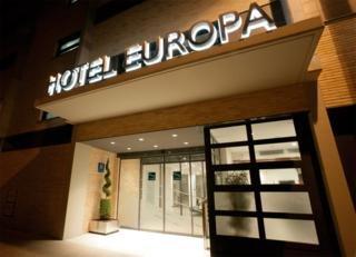 hotel en europa: