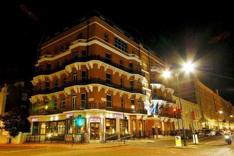 hoteles economicos londres: