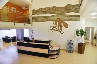 Hotel Posejdon:  Lobby