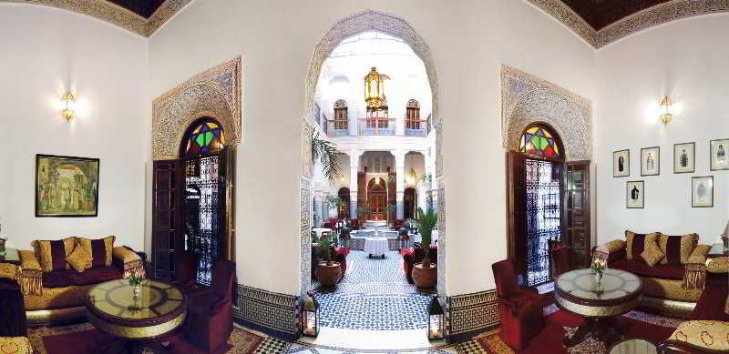 Riad Myra in Fes, Morocco