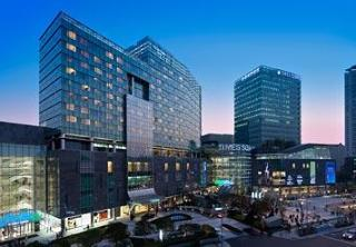 Courtyard By Marriott Seoul Times Square in Seoul, South Korea