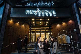 Best Western New Seoul in Seoul, South Korea