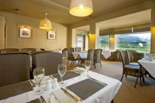 Restaurant - The Glencoe Hotel