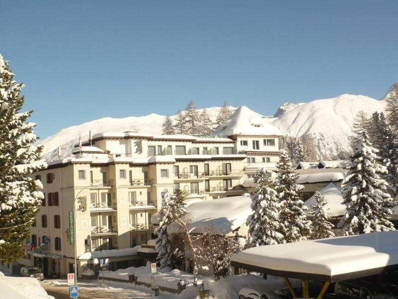 Baren in St Moritz, Switzerland