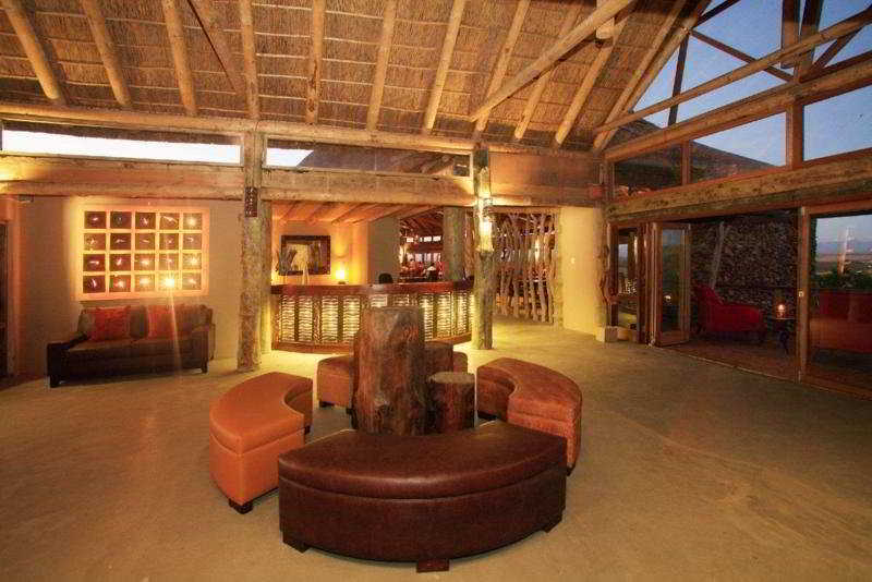 Garden Route Game Lodge:  Lobby