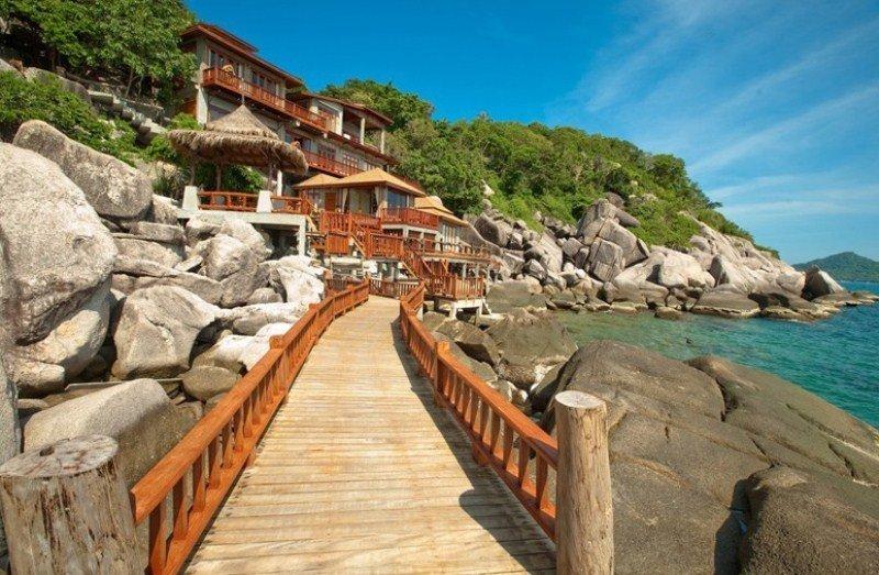 濤島杜斯特邦查度假酒店