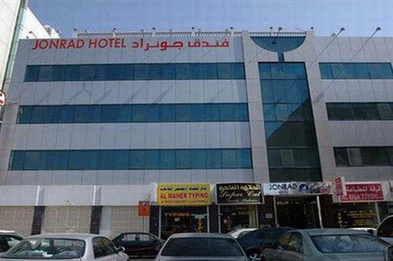Jonrad Hotel:  General