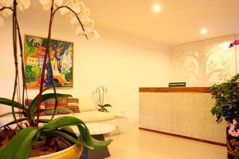 The Prem Residence:  Lobby