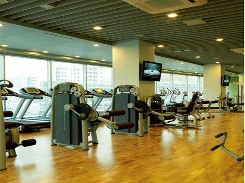 The Grand Daegu Hotel:  Leisure & Sport