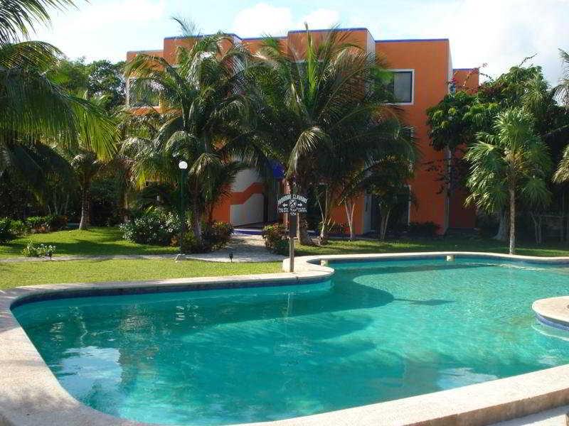 Pool - Villa Tulum Hotel