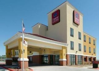 Comfort Suites Fort Stockton Area