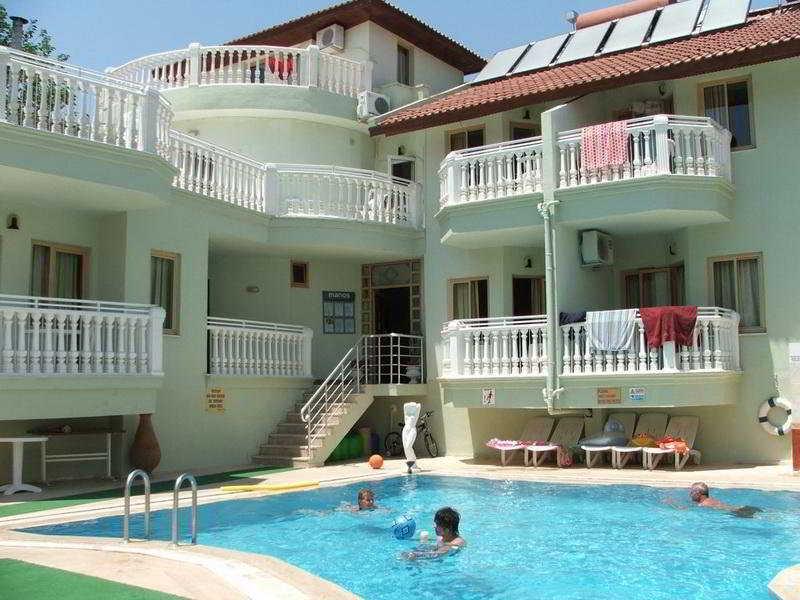Toksoy Apartments in Marmaris, Turkey