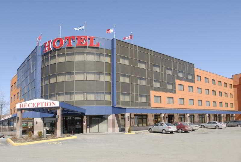 Hôtel Québec City