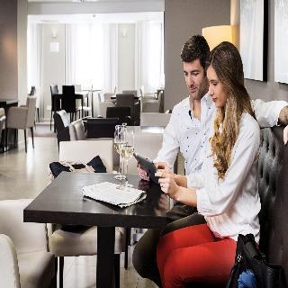 hotel HOTEL BALNEARIO ALHAMA DE ARAGON en la población de Alhama de Aragón