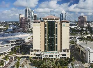坦帕市中心會展中心希爾頓尊盛酒店