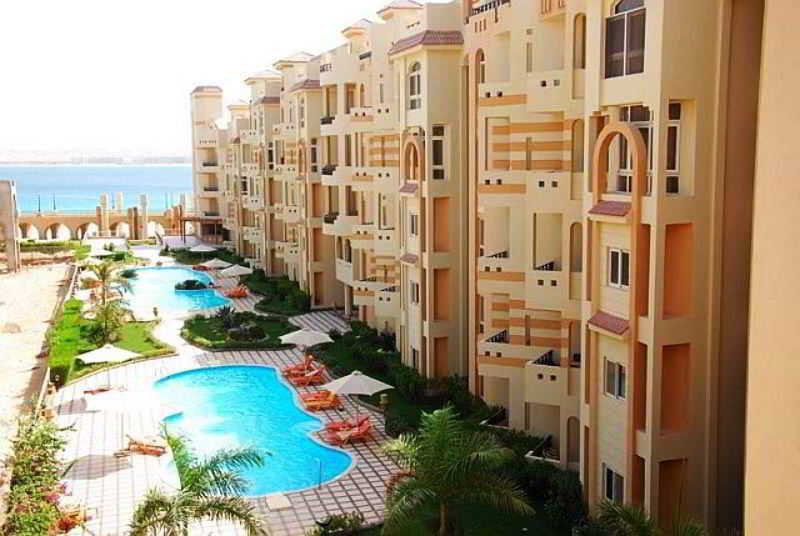 El Andalous Apartment Hotels & Resorts Sahl Hasheesh, Egypt