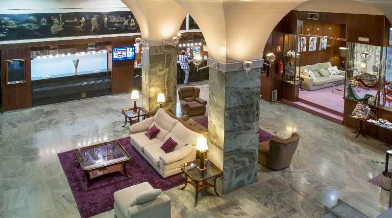 Hotel Estudios Bahia De Vigo Sercotel Confort