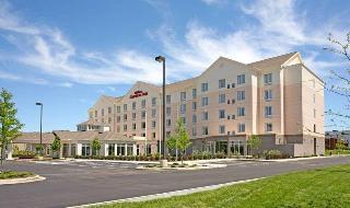 Hotel Hilton Garden Inn Cincinnati Blue Ash En Cincinnati Oh
