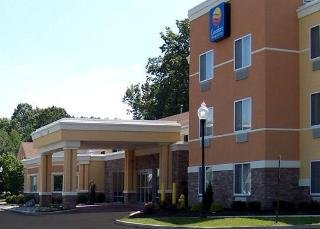 Comfort Inn & Suites Saratoga Springs Area