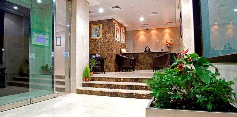 Lobby: Al Faris Hotel Apartments 2