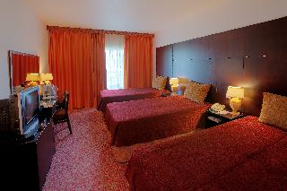 Hotel Canadiano en Ponta Delgada