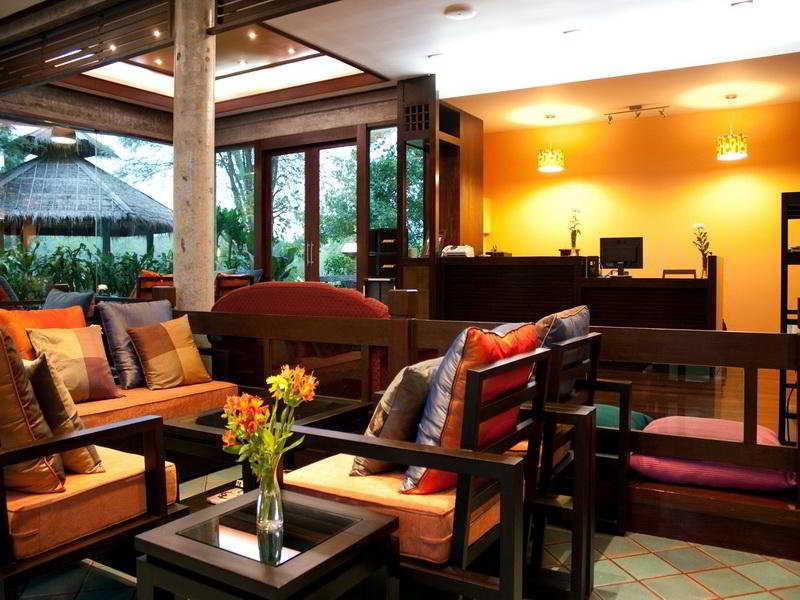 Kireethara Boutique Resort Chiang Mai:  Lobby
