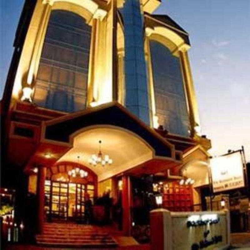 The Elanza Hotel in Bangalore, India