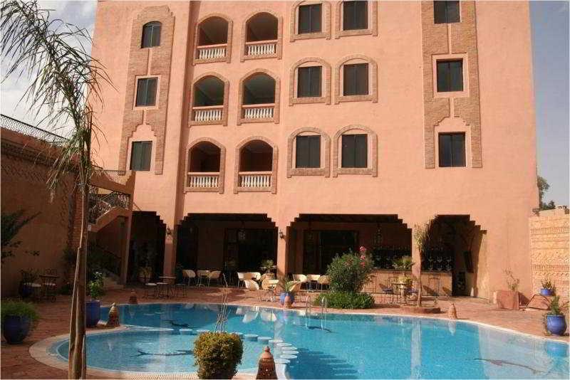 Court séjour Ouarzazate