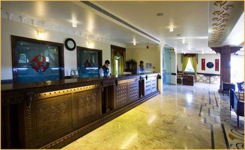 Marugarh Resort:  Lobby