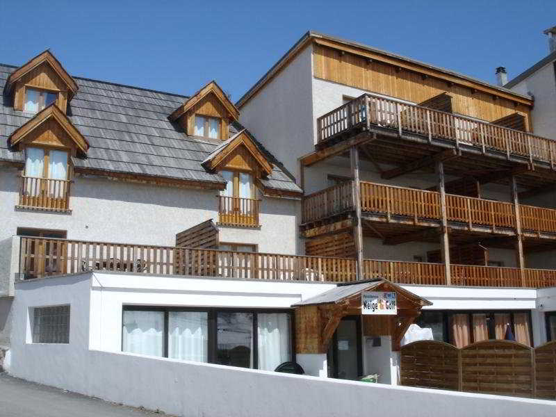 Residence Neige Et Golf Montgenevre, France Hotels & Resorts